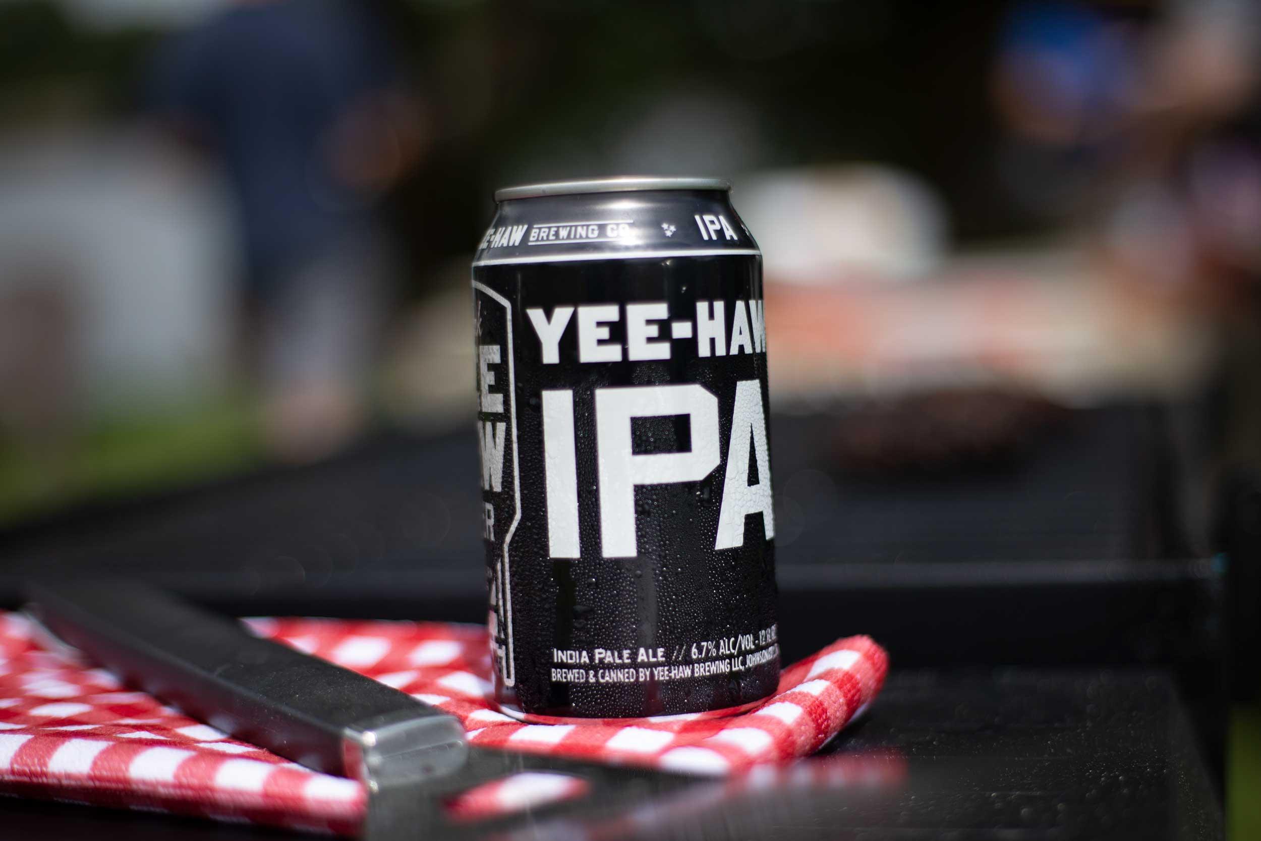 Yee-Haw IPA Feature