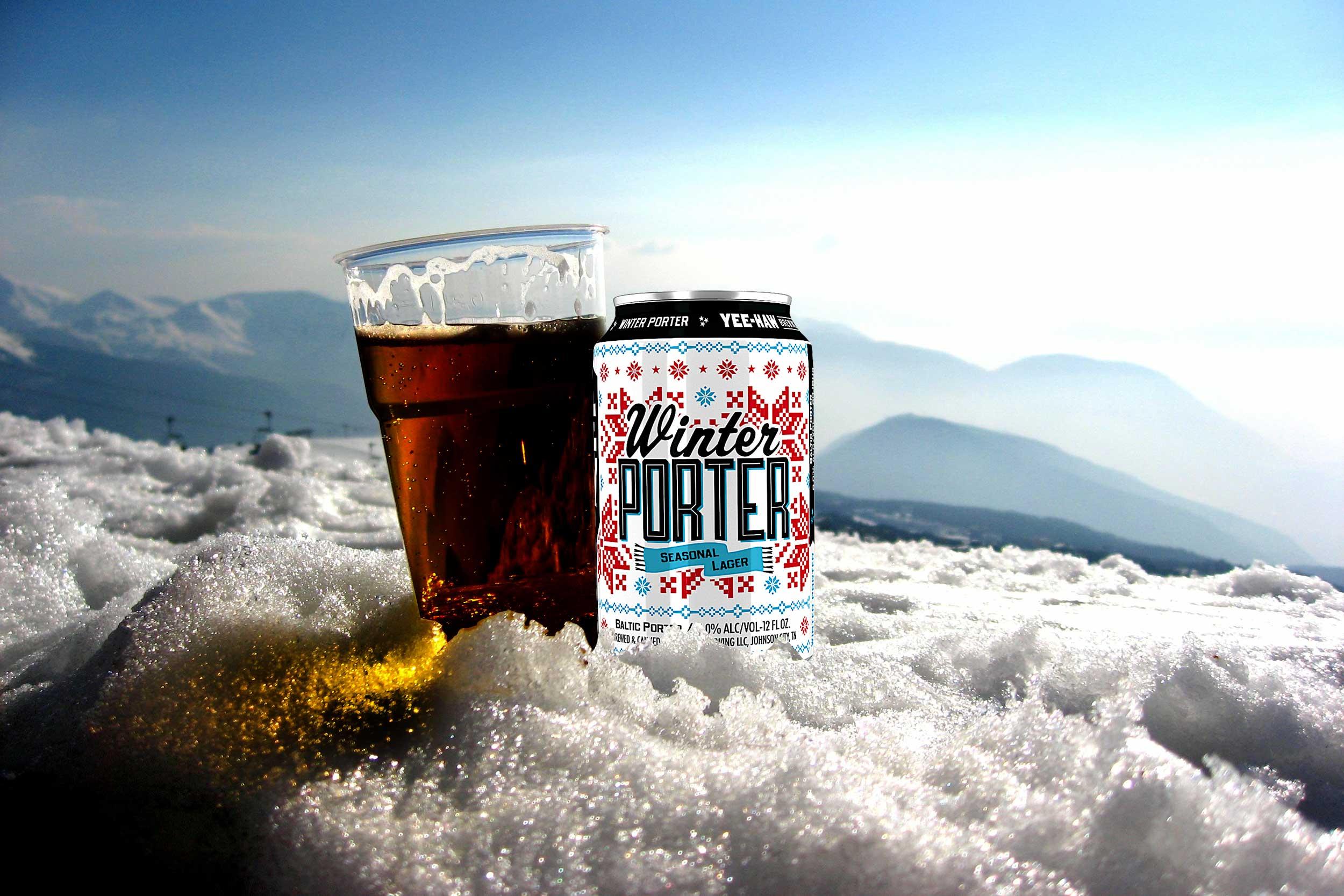 Yee-Haw Winter Porter Feature