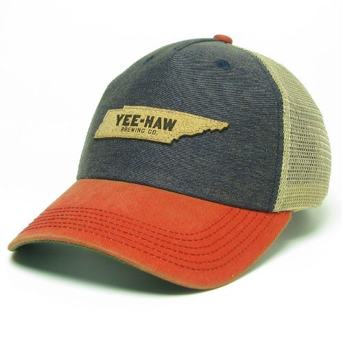 Yee-Haw Cork State Hat