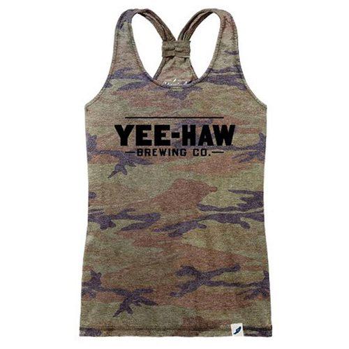 Yee-Haw Camo Tank